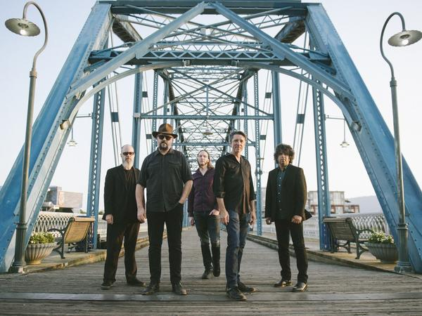"""""""The political becomes personal really quickly,"""" Drive-By Truckers co-founder Patterson Hood says. <em>The </em><em>Unraveling</em> is out now."""