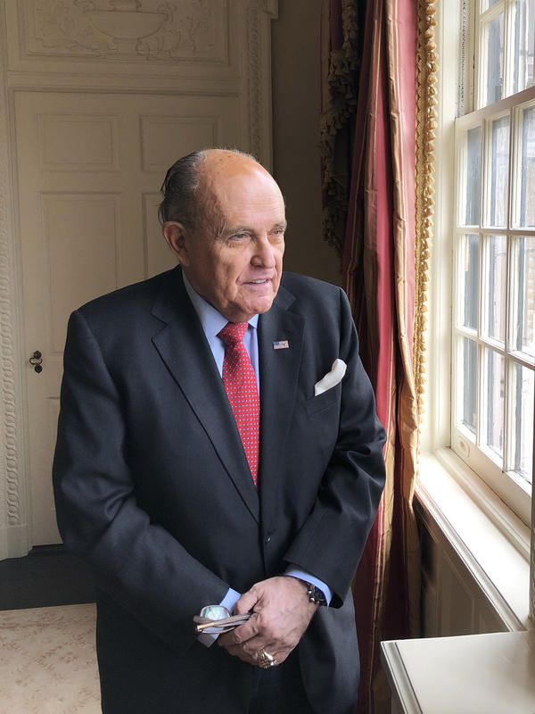 "Former New York City Mayor and President Trump personal attorney Rudy Giuliani, has emerged as a pivotal figure in the events that ultimately resulted in President Trump's impeachment. Giuliani called the president's expected acquittal ""a total vindication."""