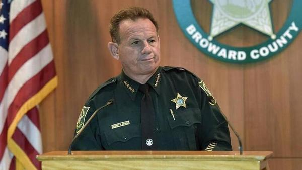 Broward Sheriff Scott Israel was removed by Gov. Ron DeSantis in January 2019.
