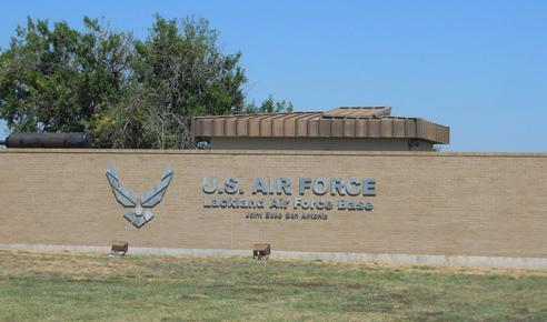 File Photo - Lackland Air Force Base