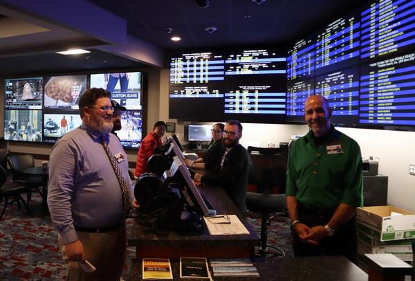 Chinook Winds Casino opened the first legal sportsbook in Oregon back in August.