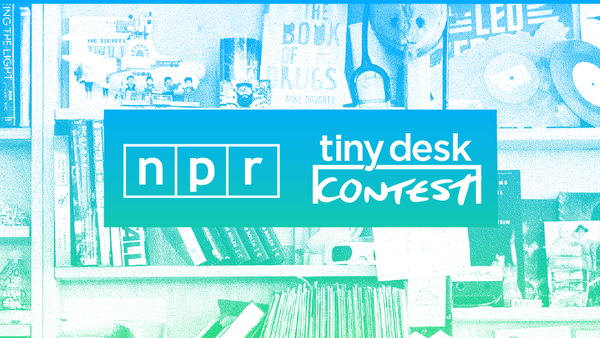 You can now enter the 2020 Tiny Desk Contest.