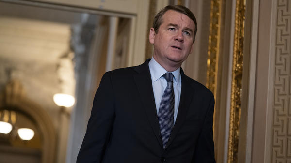 Sen. Michael Bennet, a Colorado Democrat, has dropped out of the 2020 presidential race.