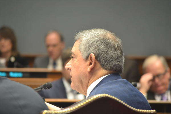 Commissioner of Administration Jay Dardenne Feb. 7, 2020
