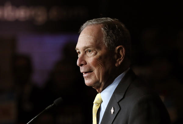 Democratic presidential candidate Michael Bloomberg generated criticism after a 2015 audio clip resurfaced in which he defends aggressive police tactics targeting minority communities.