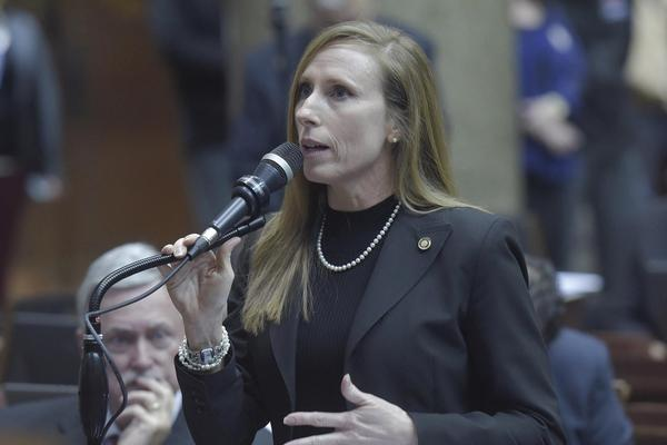 State Rep. Holly Rehder, R-Sikeston, has sponsored legislation to create a statewide prescription drug monitoring program for years. The most recent proposal is set for a final vote in the House on Monday.