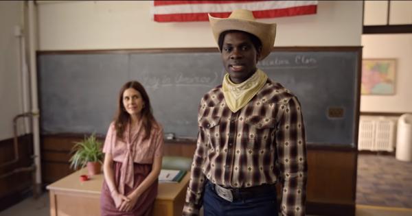 """Screenshot from trailer for """"Little America."""" (Apple TV+ via Youtube)"""