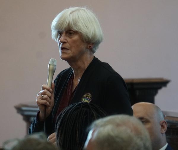 Rep. Mary Lightbody (D, Westerville)