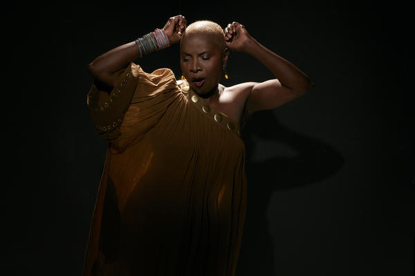 Angelique Kidjo recently won her fourth Grammy Award, for 'Celia,' an Afrocentric reimagining of the music of legendary salsa queen Celia Cruz.