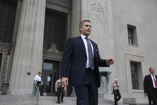 The Missouri Ethics Commission fined former Gov. Eric Greitens $178,000 for campaign finance reporting violations.