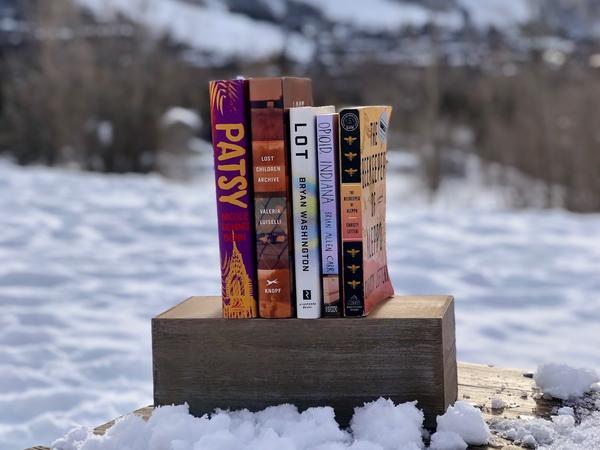Just five books have been named finalists for the 2020 Aspen Words Literary Prize: <em>Patsy</em>, by Nicole Dennis-Benn; <em>Lost Children Archive</em>, by Valeria Luiselli; <em>Lot</em>, by Bryan Washington; <em>Opioid,</em> <em>Indiana</em>, by Brian Allen Carr; and <em>The Beekeeper of Aleppo</em>, by Christy Lefteri.