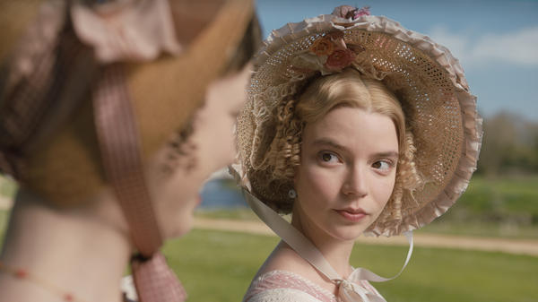 Anya Taylor-Joy stars the title character in director Autumn de Wilde's new adaptation of <em>Emma</em>.