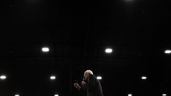 The Bernie Sanders campaign's small live-streaming video operation has been a central part of his strategy during his second run for president.
