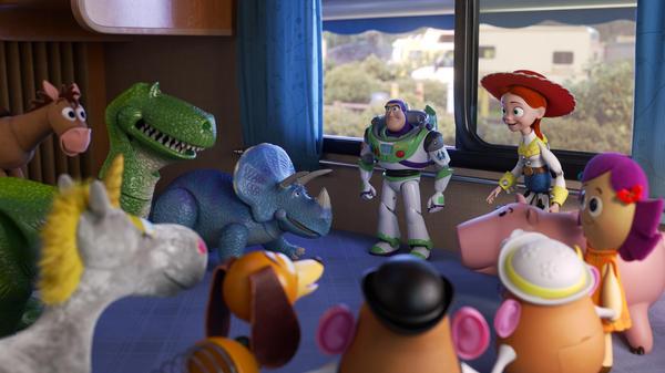 Randy Newman returns to score Disney and Pixar's <em>Toy Story 4. </em>