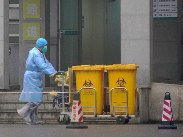 As more cases continue to be confirmed, health officials and medical works in Wuhan, China, and throughout the country ramp up efforts to contain the spread.