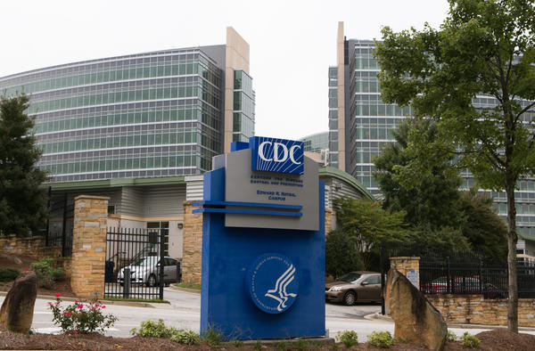 The Centers for Disease Control and Prevention's headquarters in Atlanta.