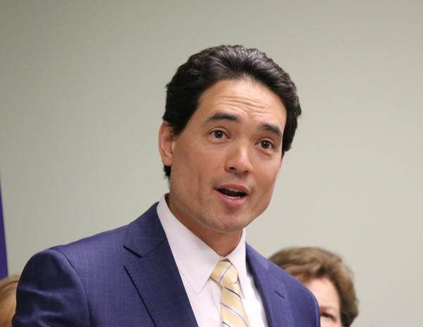 Dr. Benjamin Chan, N.H. State Epidemiologist.