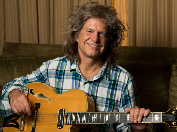 Pat Metheny's latest album <em>From This Place</em> features the same lyrical guitar work that he has been known for while also exploring new cinematic sounds.