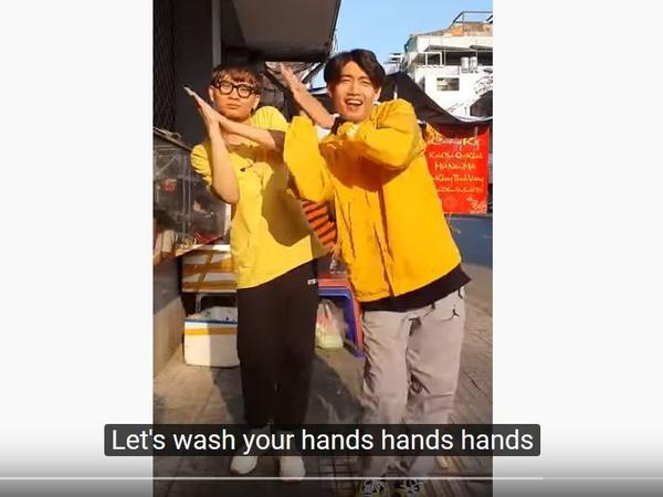Health ministries and creative artists are making videos to teach good hygiene and social responsibility. Some are extremely winning, like the hand-washing dance created by Vietnamese choreographer Quang Đăng.