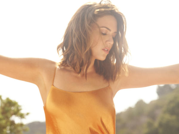 "<em>Silver Landings </em>is Mandy Moore's first new album in over a decade. ""I feel like this fully realized version of myself making music again"" she tells NPR's Ari Shapiro."