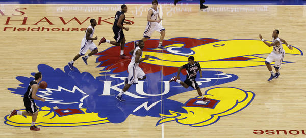 KU says the charges leveled against Coach Bill Self 'are not based on fact.'
