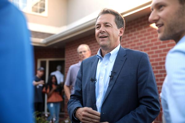 Steve Bullock, the Democratic governor of Montana, may file paperwork to run for the U.S. Senate on Monday.