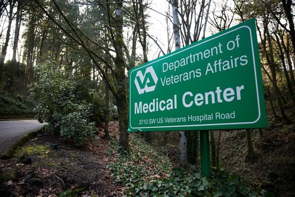 <p>The U.S. Department of Veterans Affairs Medical Center in Portland, Ore., is pictured Saturday, Jan. 12, 2019.</p>