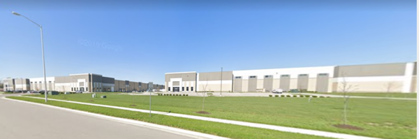 Hy-Vee opened its fulfillment center in Kansas City only last fall.