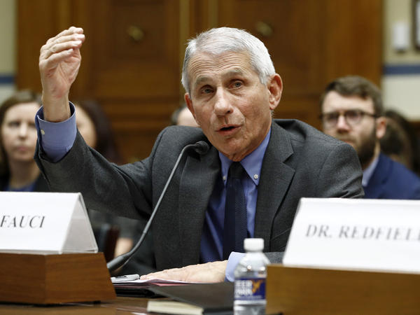 """Bottom line, it's going to get worse,"" Dr. Anthony Fauci, director of the National Institute of Allergy and Infectious Diseases, said of the coronavirus outbreak in the United States. Fauci testified Wednesday at a hearing of the House Committee on Oversight and Reform."