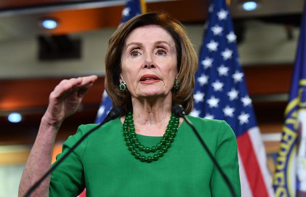 House Speaker Nancy Pelosi was unable to get a vote late Thursday on legislation that includes paid sick leave, nutrition aid and assistance for states, including unemployment and Medicaid costs.