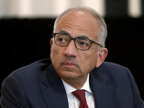 The resignation of Carlos Cordeiro, who served for two years as the president of the governing body, is effective immediately.