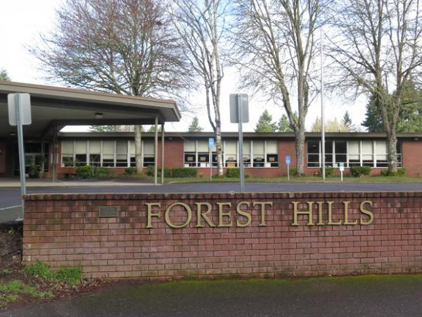 <p>The first presumed case of coronavirus in Oregon was diagnosed in an employee at Forest Hills Elementary in Lake Oswego.</p>