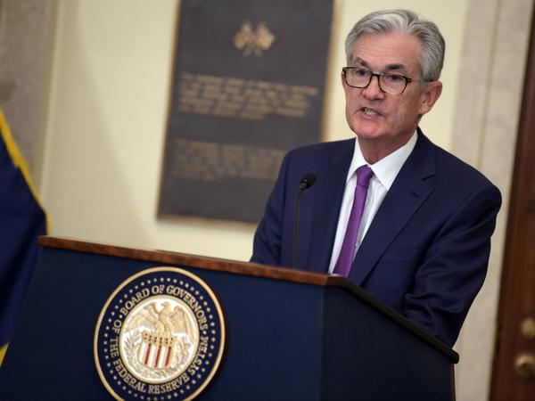 Federal Reserve Chairman Jerome Powell has been a frequent target of President Trump, who has urged the central bank to slash interest rates more aggressively.