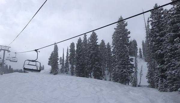 Snowbird Ski Resort in Utah is one of many resorts across the Mountain West that is closing amid the coronavirus pandemic.