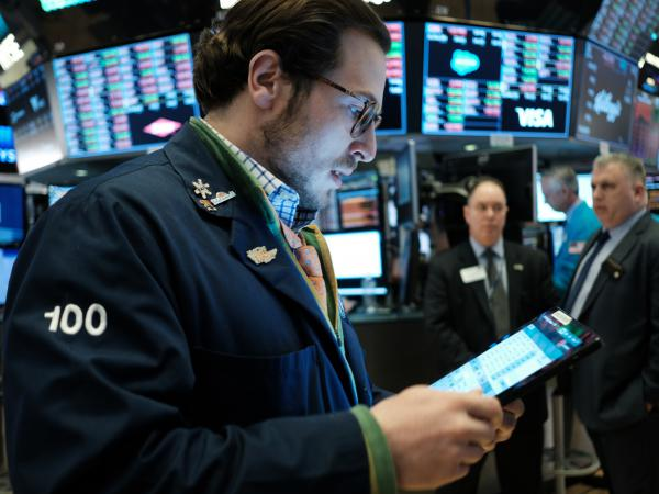 Global financial markets have been gyrating for weeks on increasing fears over the coronavirus pandemic.