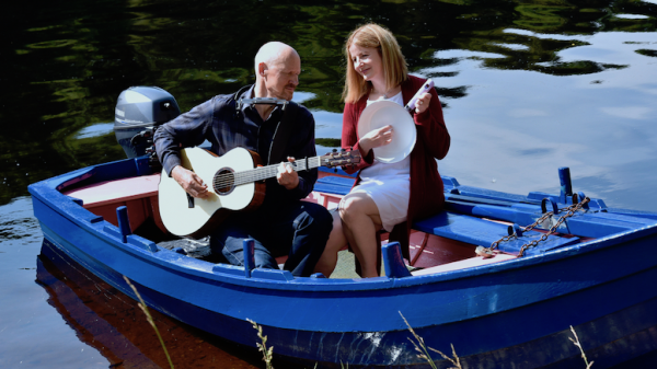 Scottish folk duo Jim and Susie Malcolm are featured on this week's episode.