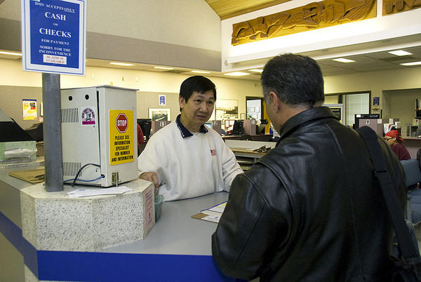 Driver licensing offices around the country are closing temporarily to help limit spread of coronavirus.