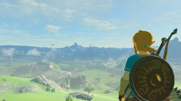 You could fight enemies and go on quests in <em>Zelda: Breath of the Wild</em> — or you could just explore the vast and comforting world of Hyrule.