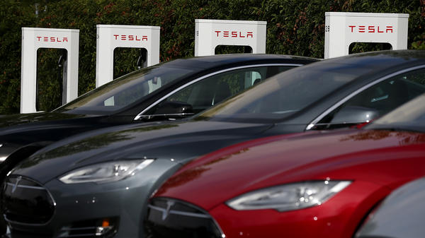 Tesla's factory in Fremont, Calif., will be shutting down temporarily starting March 23.