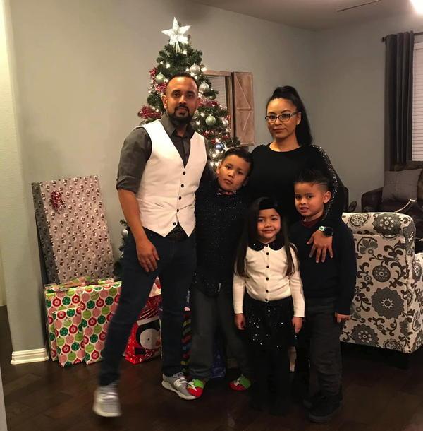 The Ramirez family.