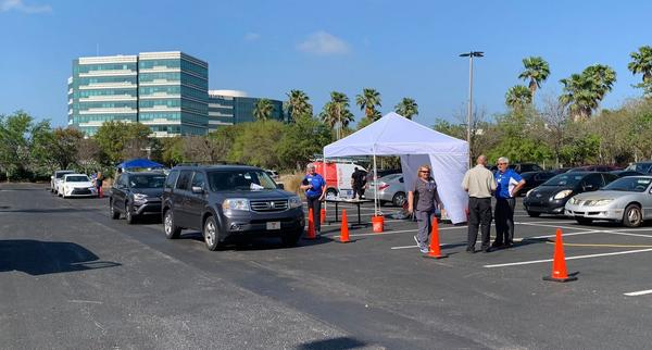BayCare is reducing its number of drive-through testing sites from seven to four high-volume locations.