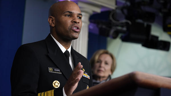 """We really need to come together as a nation"" to fight the COVID-19 respiratory disease,<strong> </strong>Surgeon General Jerome Adams said on Monday. America's top doctor warned that ""this week it's going to get bad."""