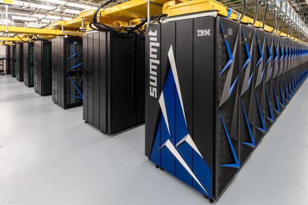Researchers at the Oak Ridge National Laboratory are using supercomputers to calculate which drugs may help in the fight against the coronavirus.