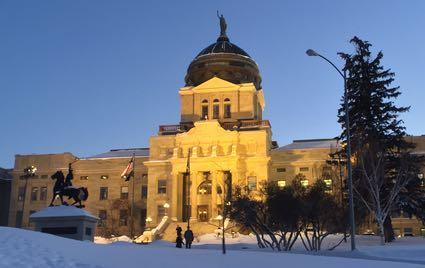 16 young Montanans are suing the state due to current climate policies.