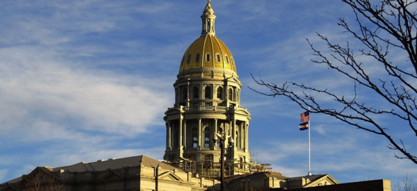 The Colorado Statehouse