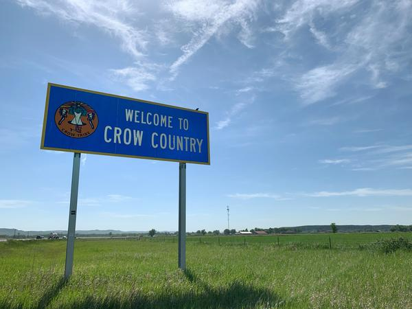 The Crow Tribe is one of the many in Montana facing a shortage of supplies.