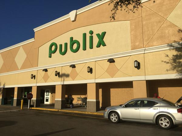 "Publix has joined its competitors Kroger and Walmart in installing the so-called ""sneeze guards."""