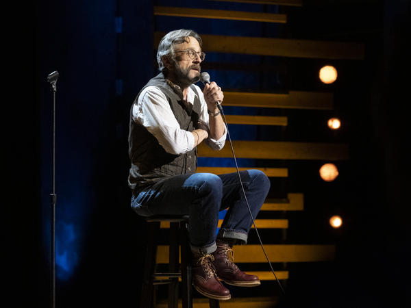 "<em>The Daily Beast</em> listed Marc Maron's Netflix special <em>End Times Fun</em> as one of the <a href=""https://www.thedailybeast.com/10-best-stand-up-specials-to-stream-under-coronavirus-quarantine"" data-key=""21541"">10 best</a> stand-up specials to stream while under coronavirus quarantine."