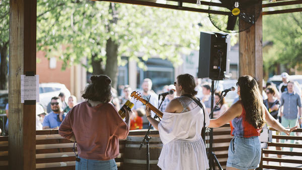 """KCUR hosted a """"Best of KC"""" concert that featured local Tiny Desk Contest entrants."""