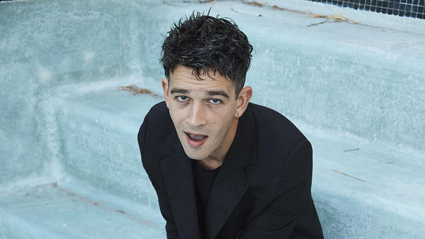 """""""To be honest with you, I don't have many answers. I've got a bunch of questions,"""" Matty Healy says."""